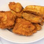 White Chicken Dinner