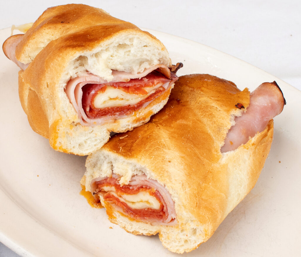 """9"""" italian sub"""